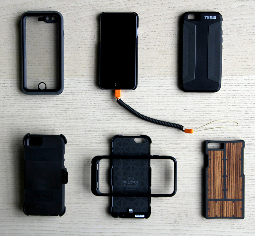 separation shoes b36d9 8c51e Rugged Shell: iPhone Cases For The Outdoors   GearJunkie