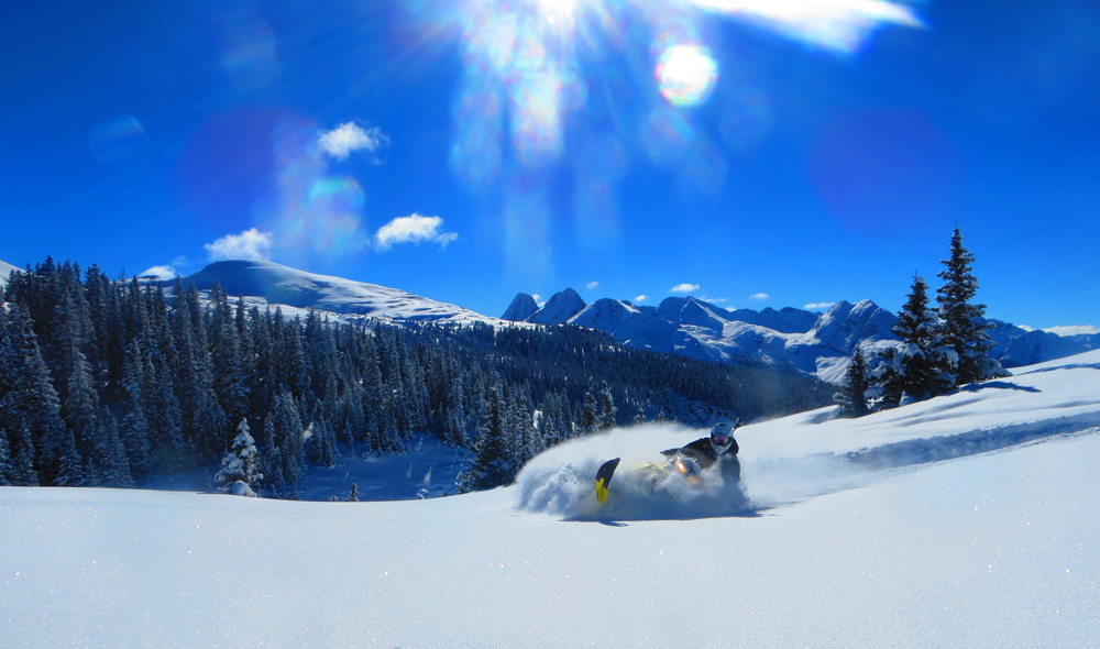 Mountain Machines: Safe Snowmobiling At Any Altitude