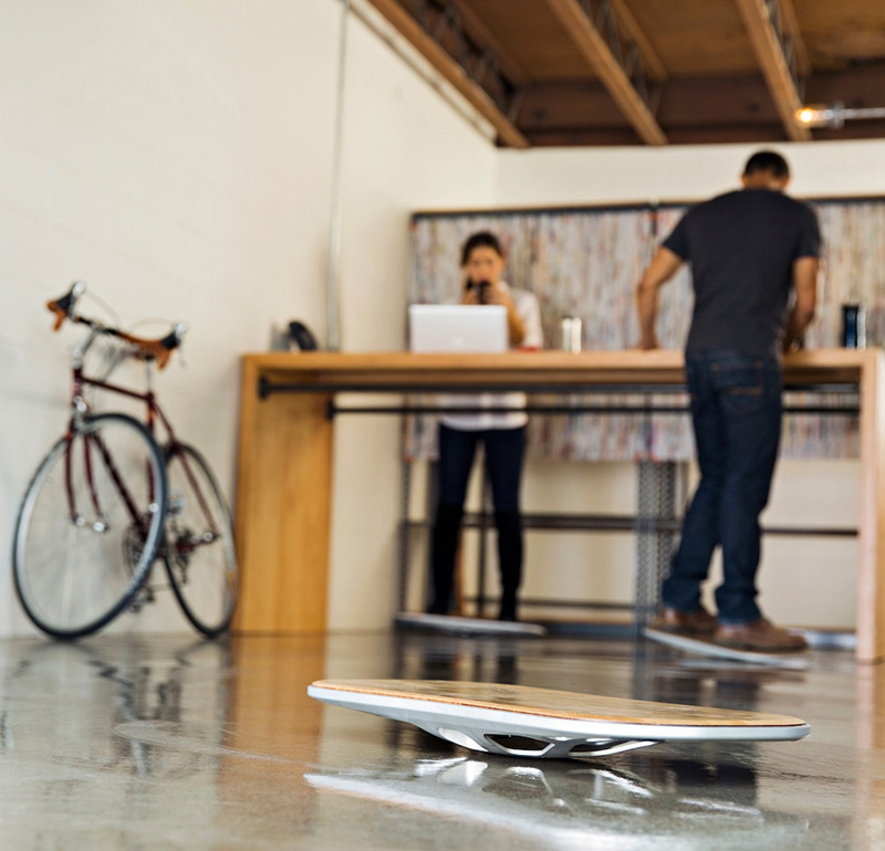Stand Up Surf At Your Desk