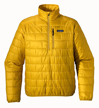 Patagonia Nano Puff Pullover Gearjunkie