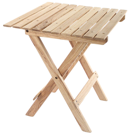 Blue Ridge Chair Works' Folding Table