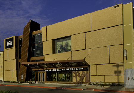 Rei Stores Become Leed Certified