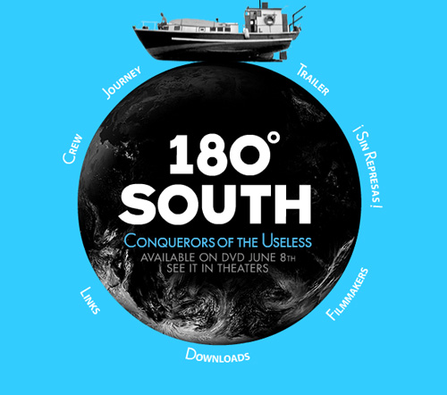 Movie Review: \'180 Degrees South\'
