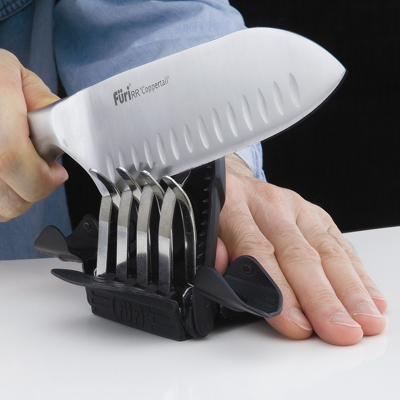 Ozitech knife sharpener