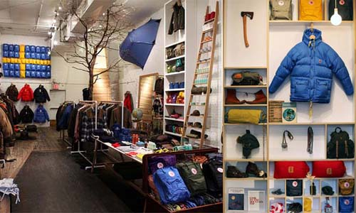 Our retail store features everything from kayaks and accessories
