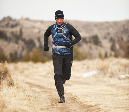 d3b2205ee857 Cold weather running in The North Face Animagi Jacket