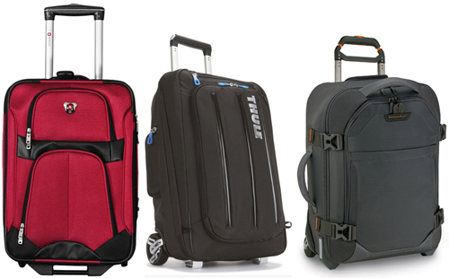 Airline Carry-On Suitcases