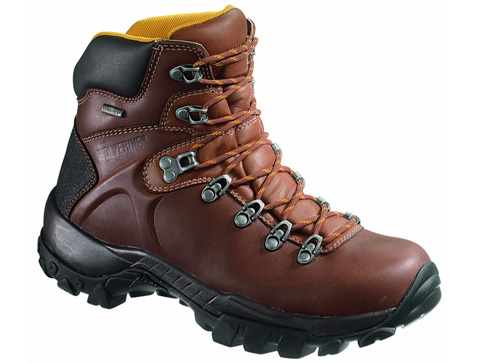 Boot Up Wolverine Leather Hiker