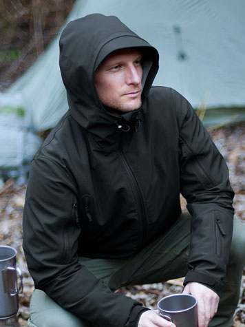 Not Your Daddy S Softshell 2011 12 Jacket Review Gearjunkie