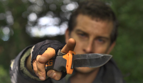 Bear Grylls Gear Interview with ...