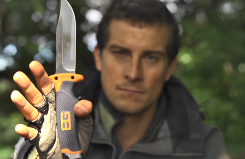 Interview With A Bear Grylls On Survivalism Knives And