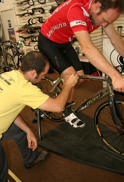 Freewheel Custom Bike Fitting