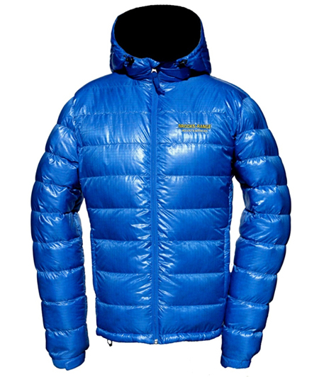 Water-Resistant, 'Impenetrable' Down-Insulated Jacket