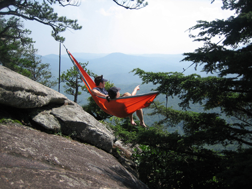 ENO hammock (Eagles Nest Outfitters)