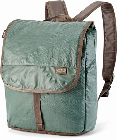 Backpack Messenger Bag Made Of Upcycled Auto Airbags