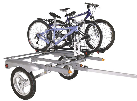 Pull Behind Gear Trailer Offers Massive Capacity