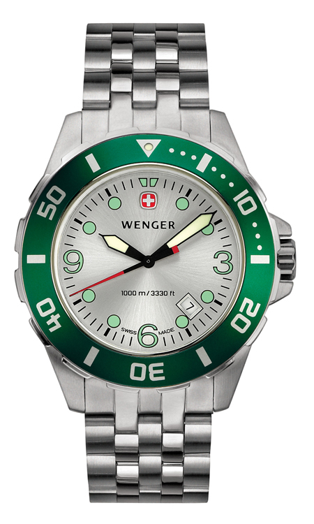 Wenger Deep Diver Watch