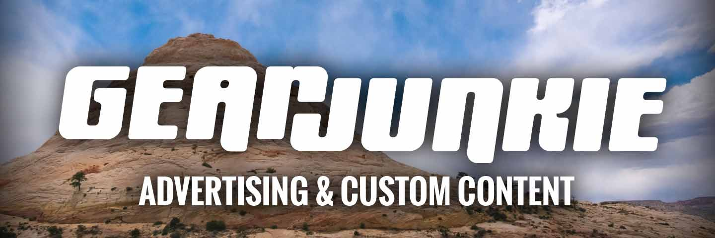 GearJunkie Advertising And Custom Content