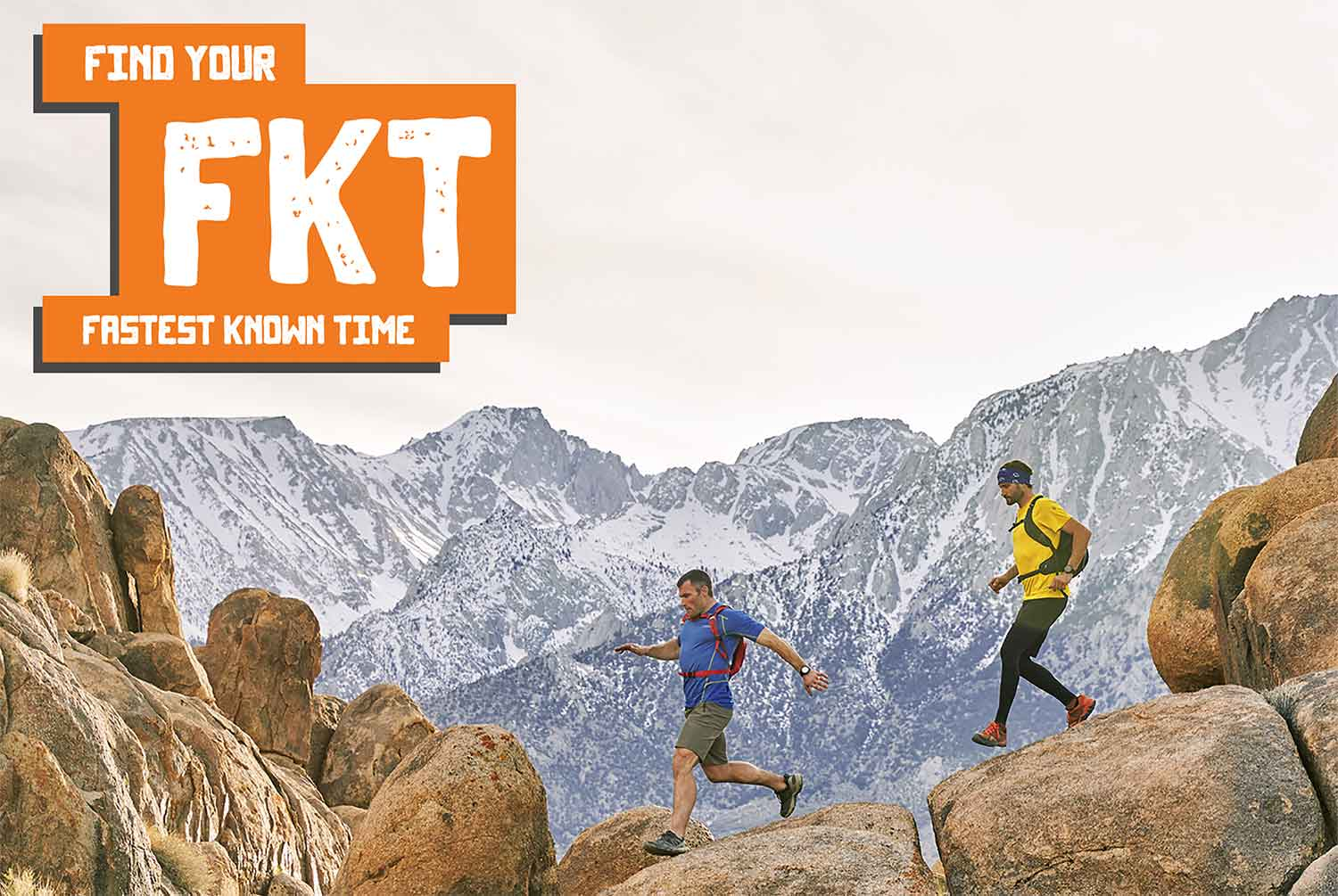 Merrell Find Your FKT
