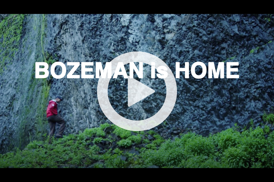 YETI Great Urban Outdoors - Bozeman Is Home