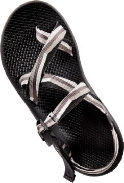 Chaco Z Sandal - Gray/Black