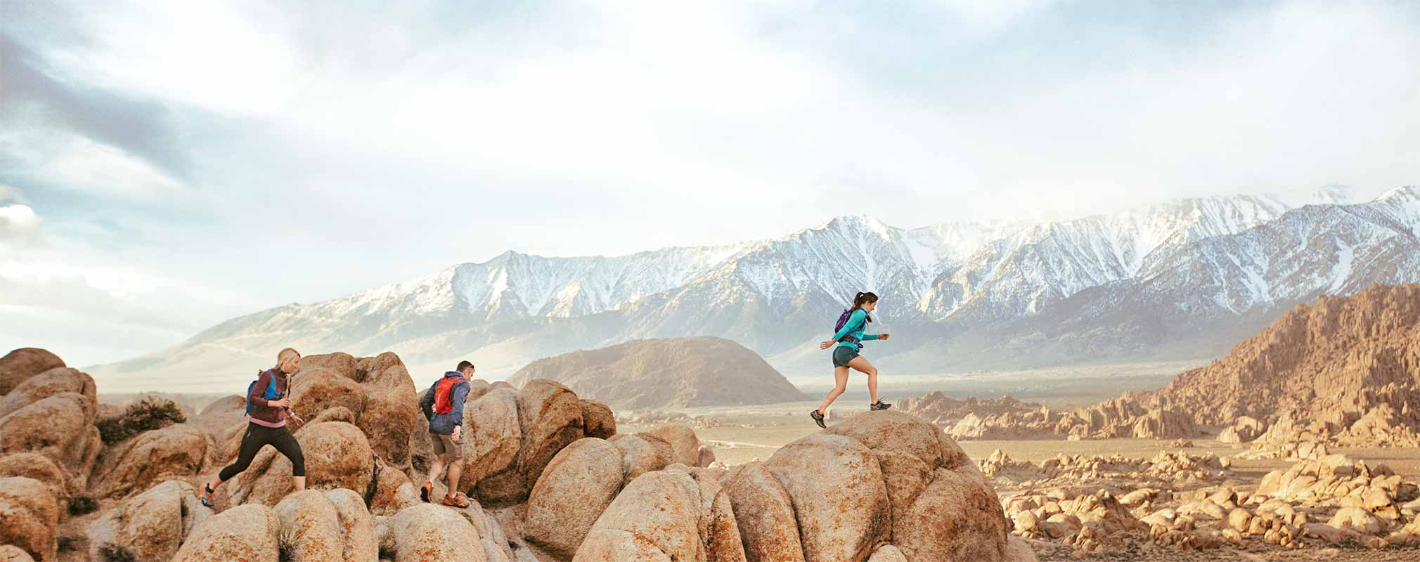 Find Your FKT with Merrell FQM Flex